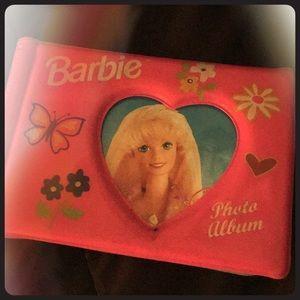 Barbie photo album NWOT